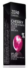 Zero Cherry Pomegranate 0% Sugar Candies